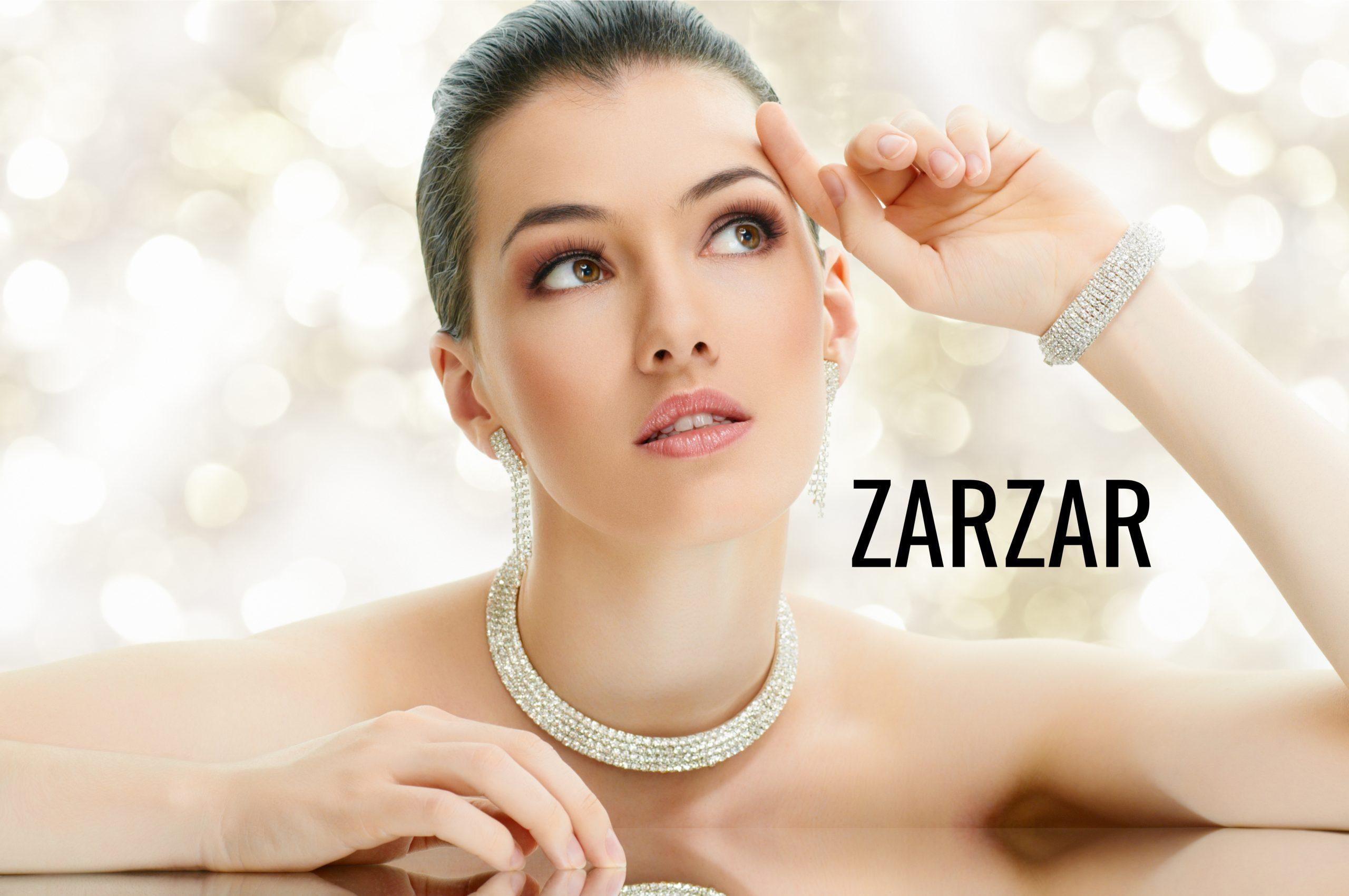 ZARZAR FASHION Jewelry For Women.