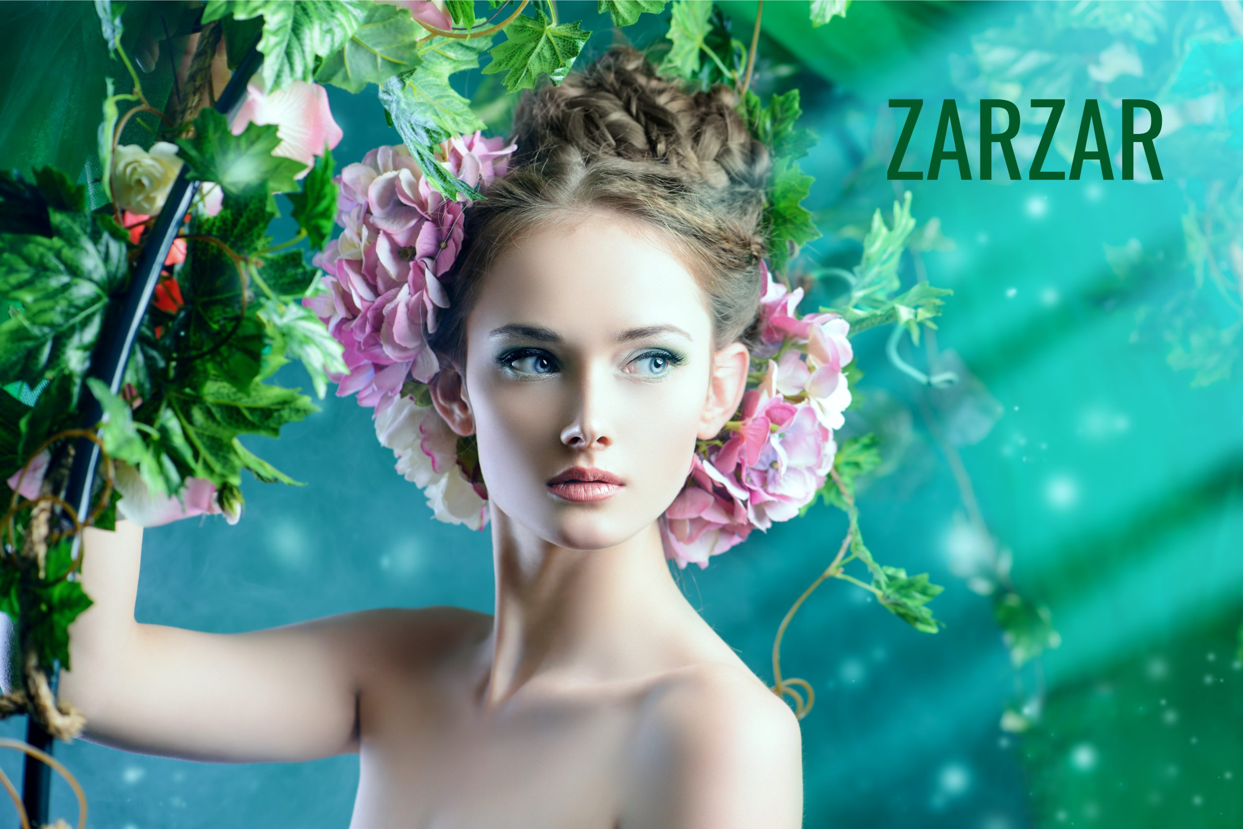 ZARZAR FASHION Makeup