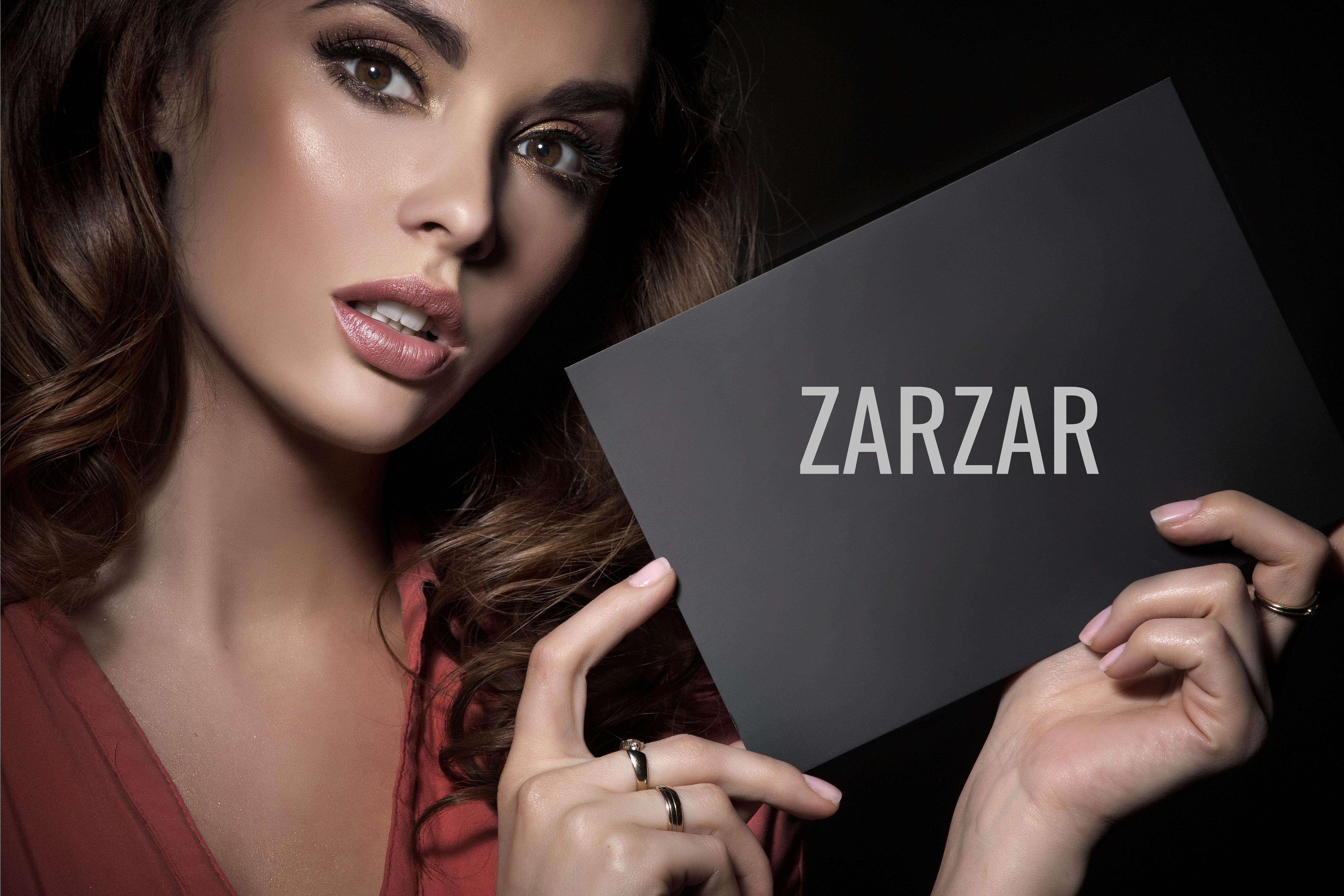 Beautiful ZARZAR FASHION Makeup For Women. Beautiful Makeup For Supermodels & Fashion Models.