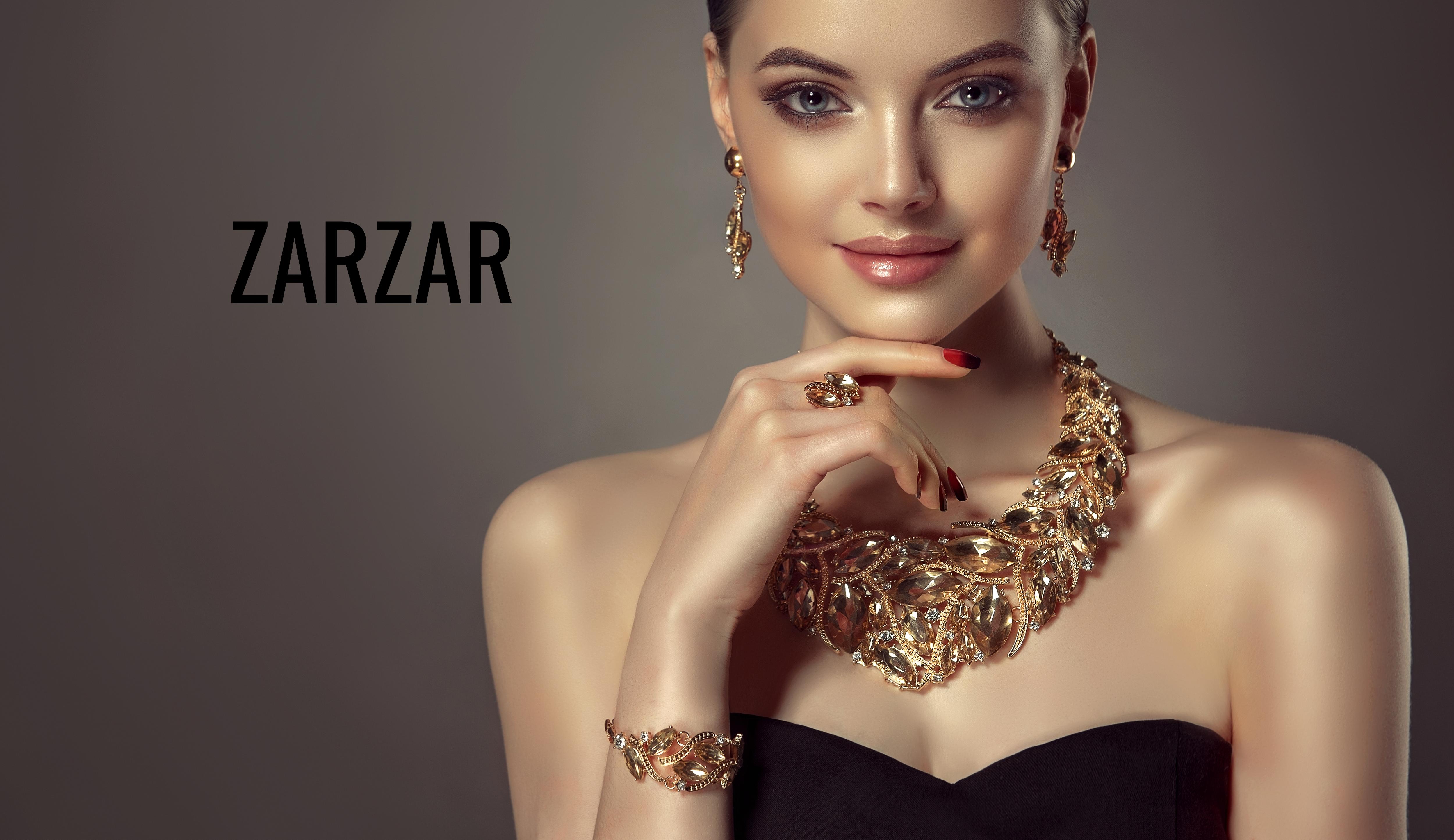 ZARZAR FASHION Beautiful Luxury Jewelry For Women.