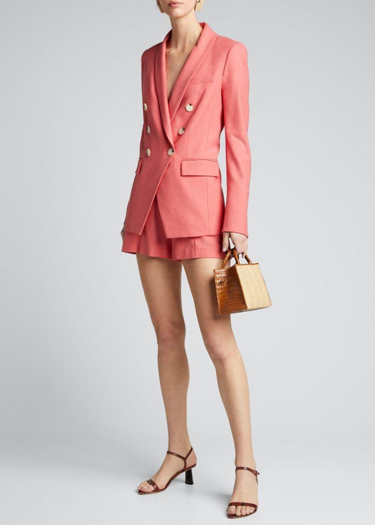 Sexy Shorts For Women. Beautiful Pink Shorts For Women.