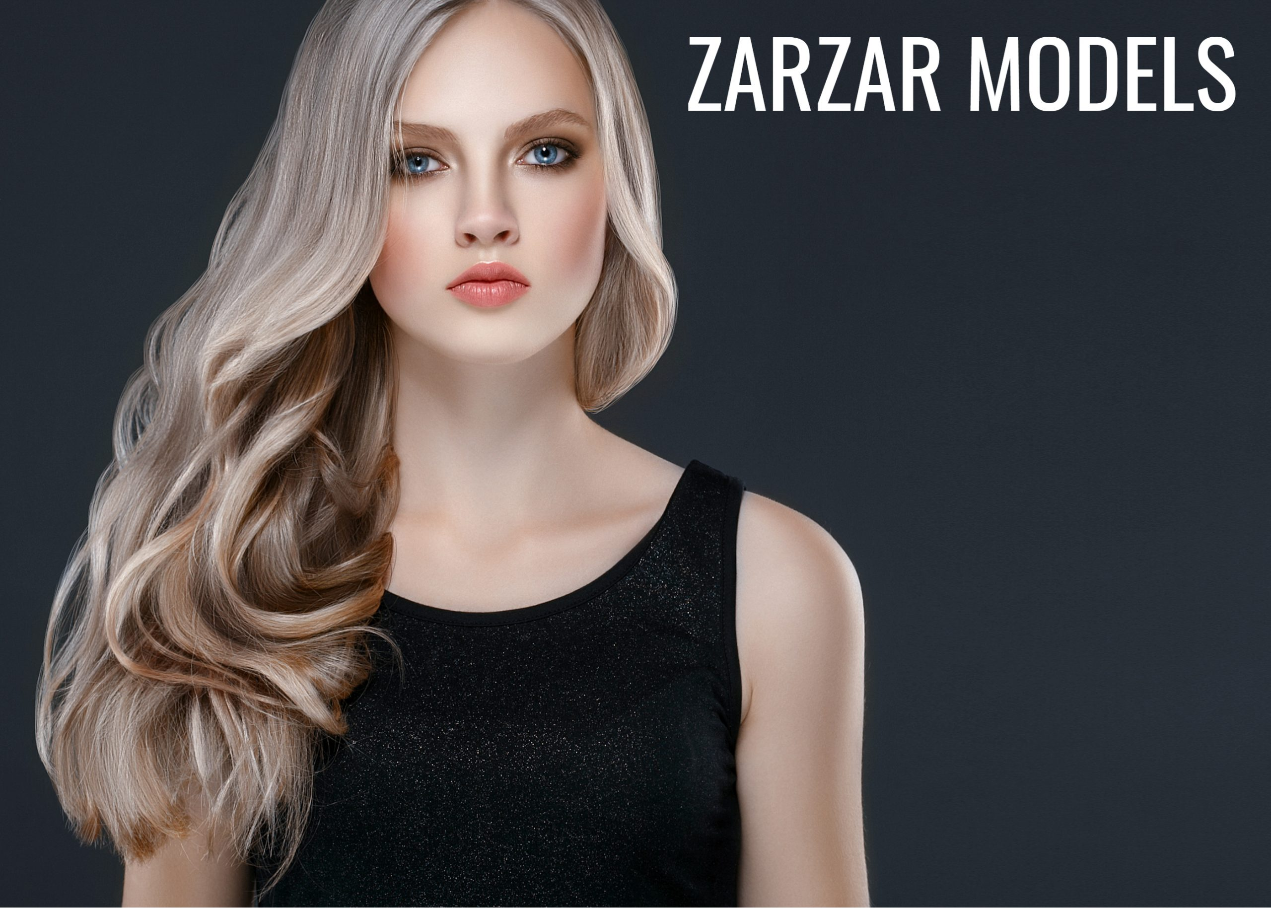 ZARZAR FASHION Beautiful Blondes.