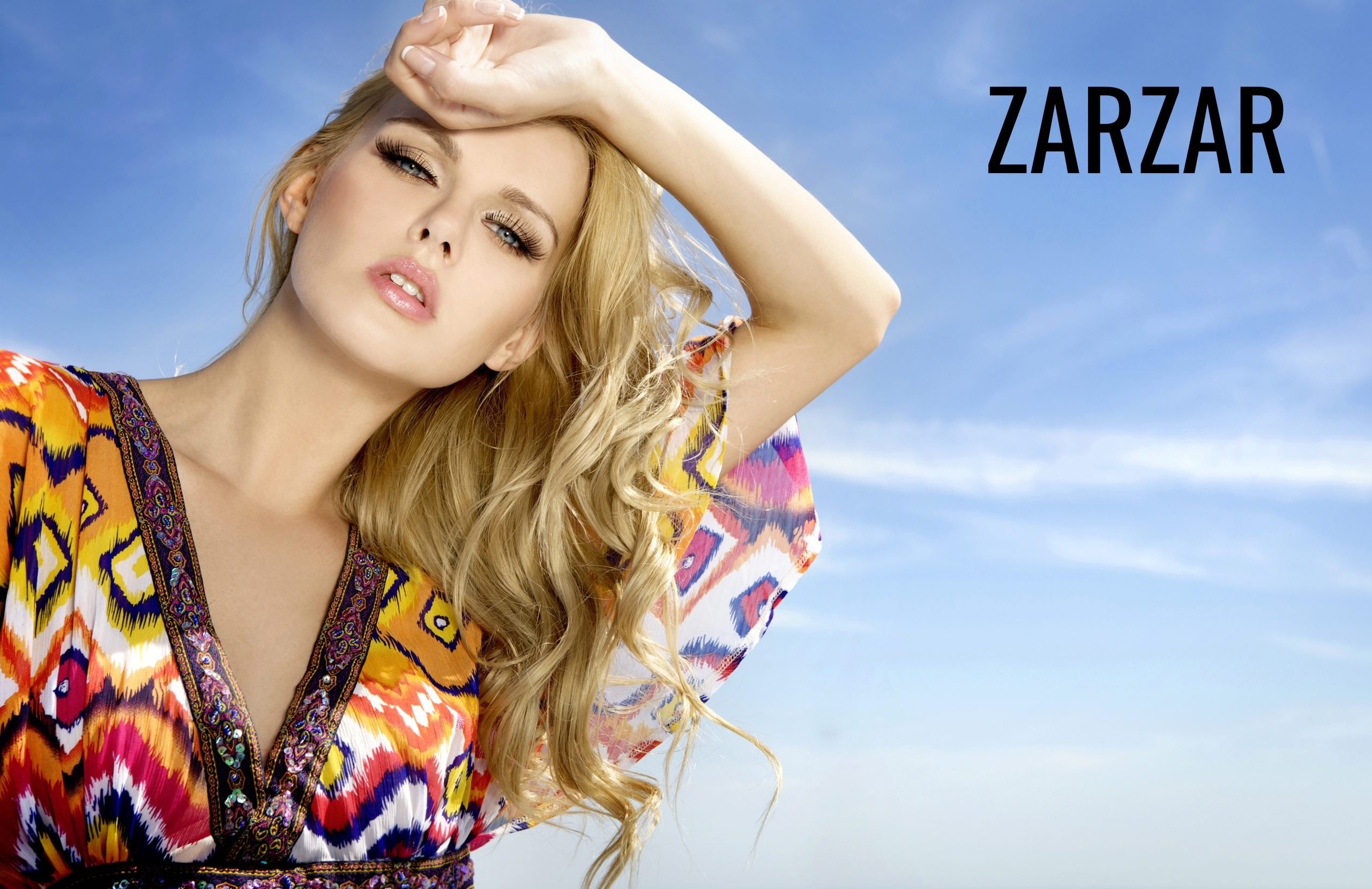 ZARZAR FASHION Blouses For Women.