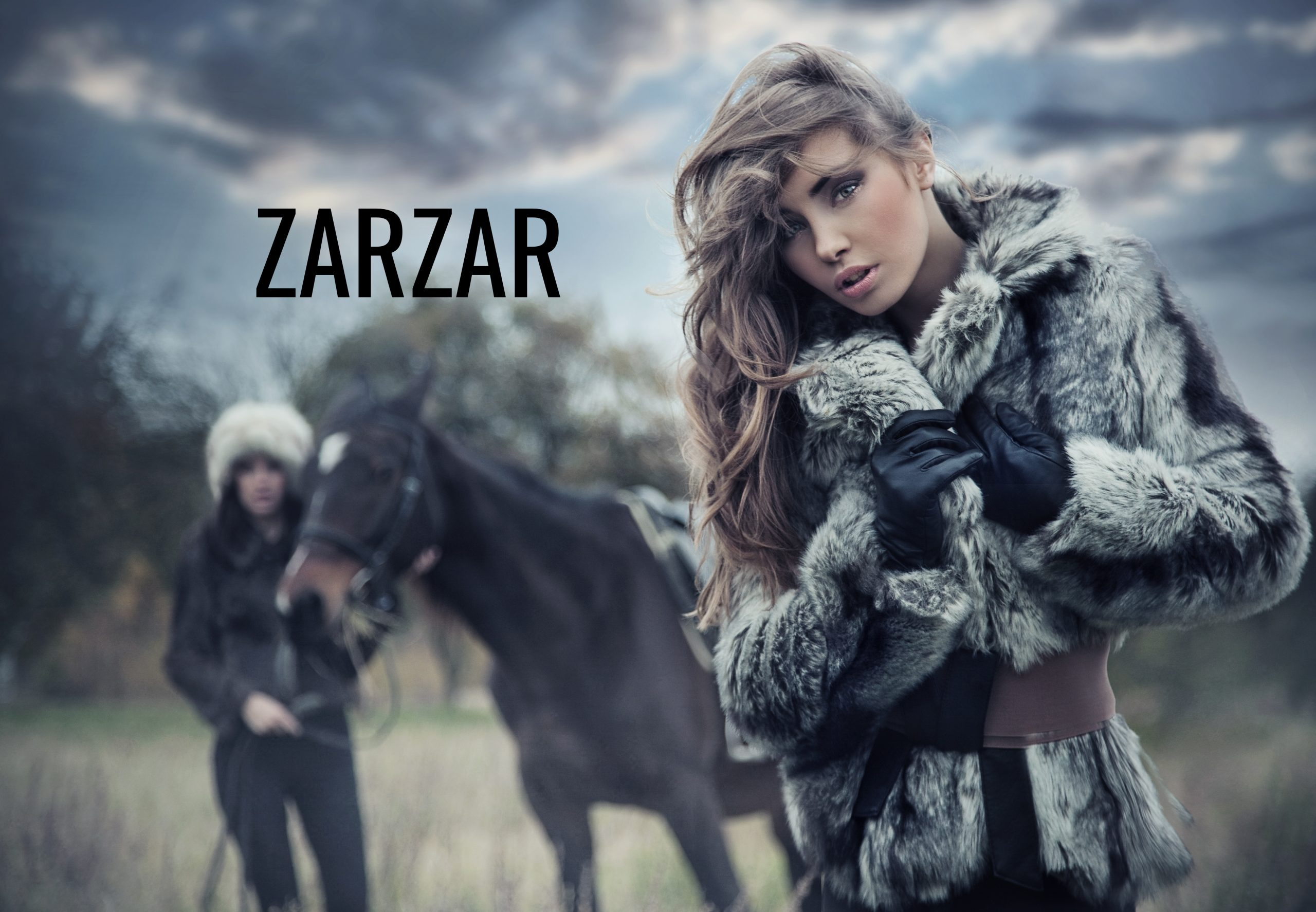 ZARZAR FASHION Coats For Women, Faux Fur Coats For Women, Jackets For Women.