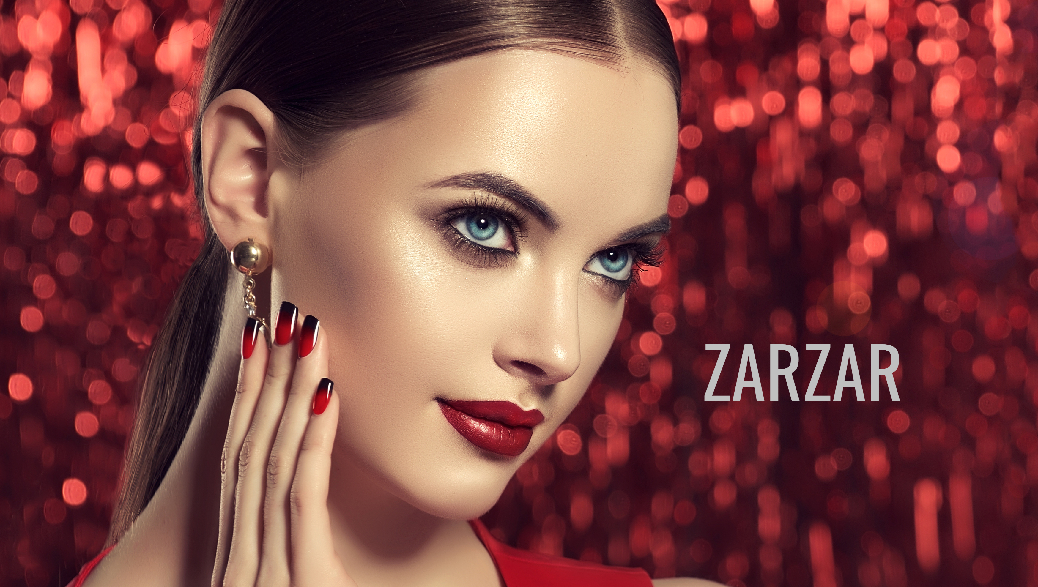 ZARZAR FASHION Beautiful Makeup For Women. Beautiful Sexy Makeup For Girls, Supermodels, & Fashion Models.