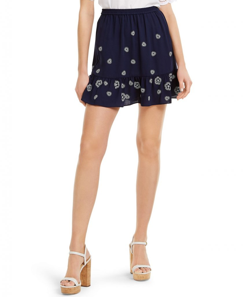 Sexy Navy Blue Skirts & Beautiful Skirts For Women.